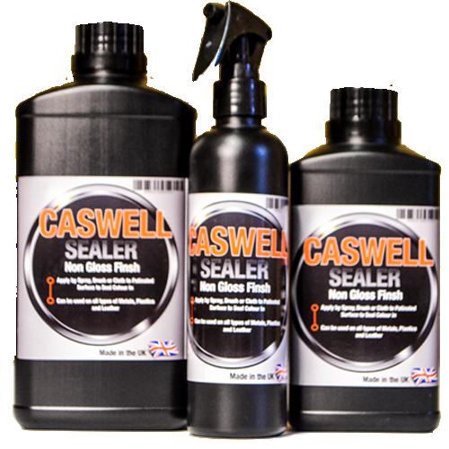 Caswell Patina Sealer (Satin Finish)