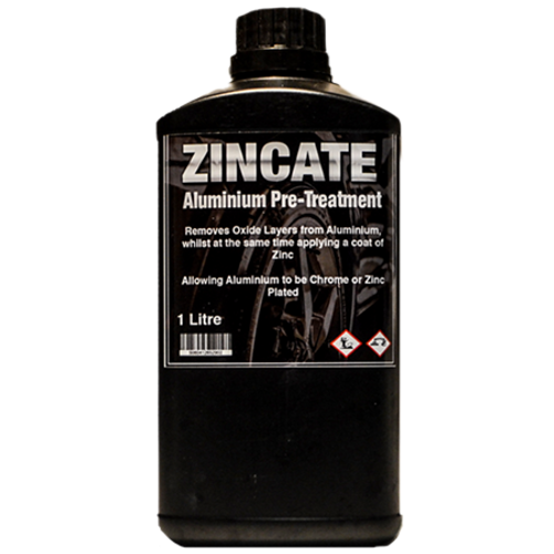 Zincate (For Chroming Aluminium)