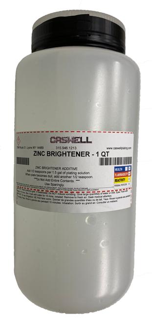Zinc Brightener (950ml) 1 US Quart
