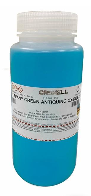 Tiffany Green Antiquing Oxidiser 1 USA Pint (473ml)