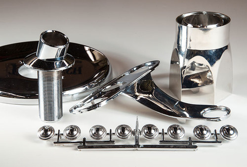 Electroless Chrome Plating Kit - Caswell Europe