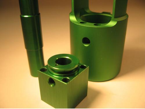 Green AEN Anodizing Dye 4oz (118ml)