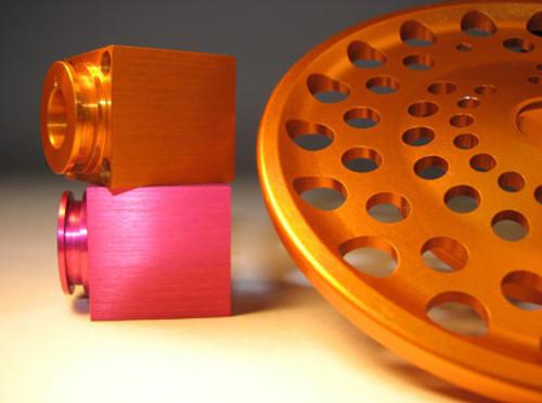 Orange 3A Anodizing Dye