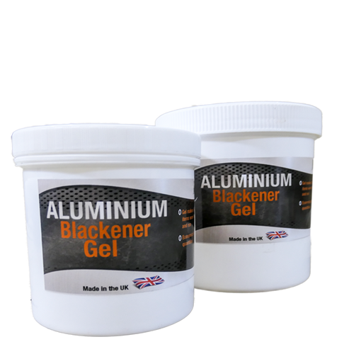 Aluminium Blackener Gel