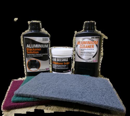 Aluminium Blackening Kit