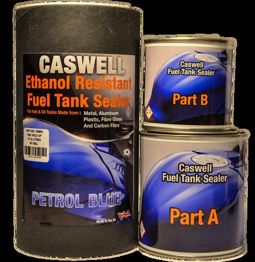 Blue Ethanol Proof Fuel Tank Sealer for Tanks up to 33 Litres