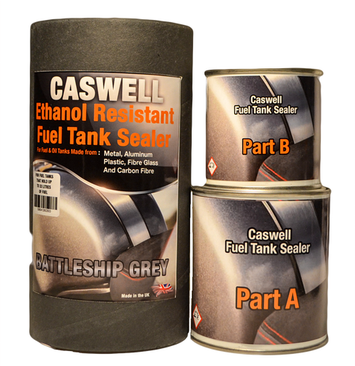 Grey Ethanol Proof Fuel Tank Sealer for Tanks up to 33 Litres