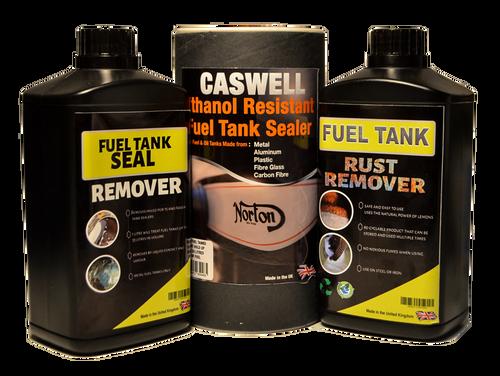 Complete Restoration Kit for Tanks up to 33 Litres