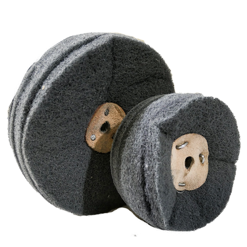 Non Woven Cloth Buffing Wheel 400 Grit