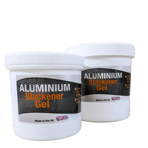Aluminium Blackener Gel 500ML