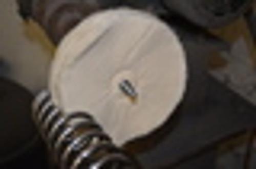 Loose Cotton Wheels 150mm x 30mm x 10mm