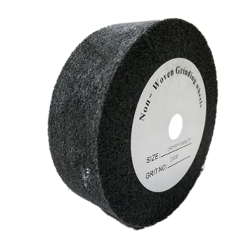 Non Woven Buffing Wheel 150x50X10 80Grit