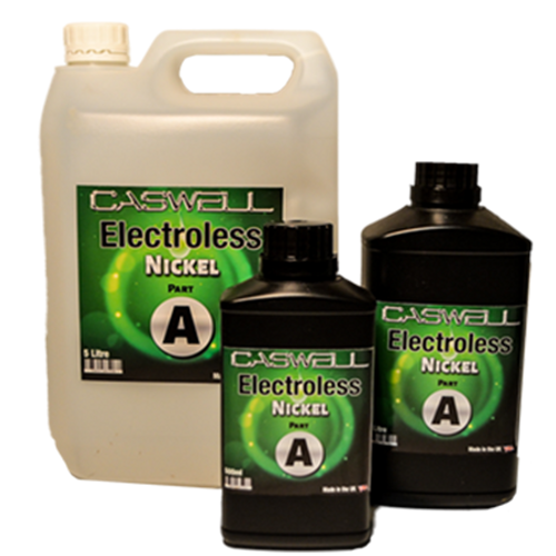 Electroless Nickel Plating Kit - Caswell Europe