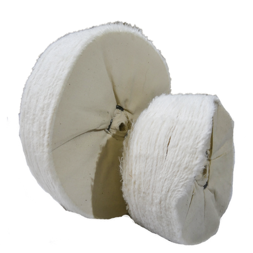 Loose Cotton Buffing Wheel 200X20X10