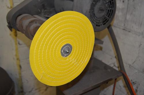 Razor Buffing Wheel 150X15X10