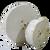 Spiral Sewn Cotton Wheel 100x30x13