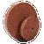 Sisal Buffing Wheel, Oil Treated 100x20x13