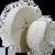 Loose Cotton Buffing Wheel 100x30x10
