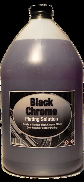 Black Chrome Plating Solution 3.8 Litres