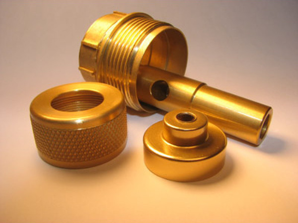 Gold S Anodizing Dye