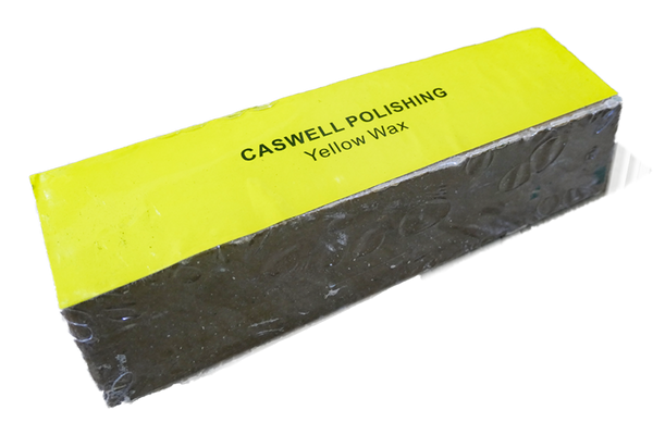 Yellow Buffing Compound For Brass, Copper, Aluminium and Pot Metal