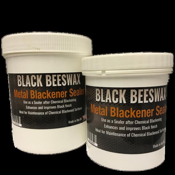 Black Wax Metal Patina Sealer