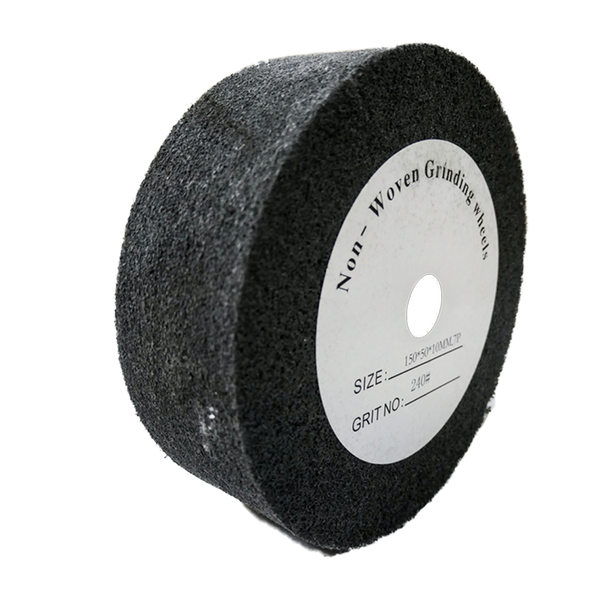 Non Woven Buffing Wheel 150x50X10 240 Grit