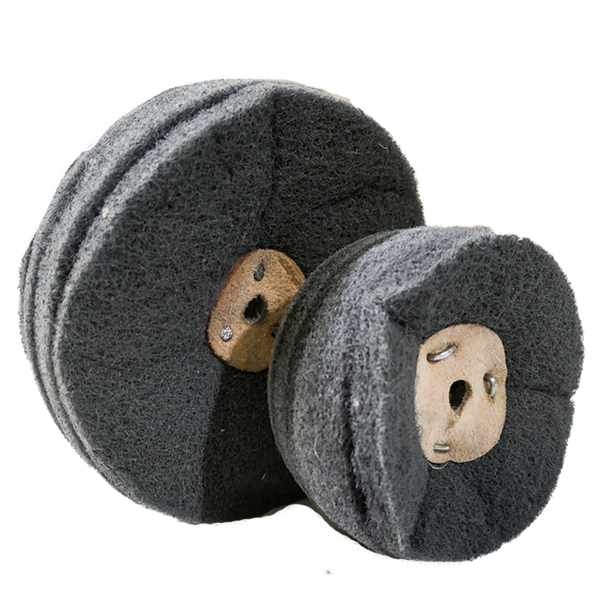 Non Woven Cloth Buffing Wheel 800 Grit