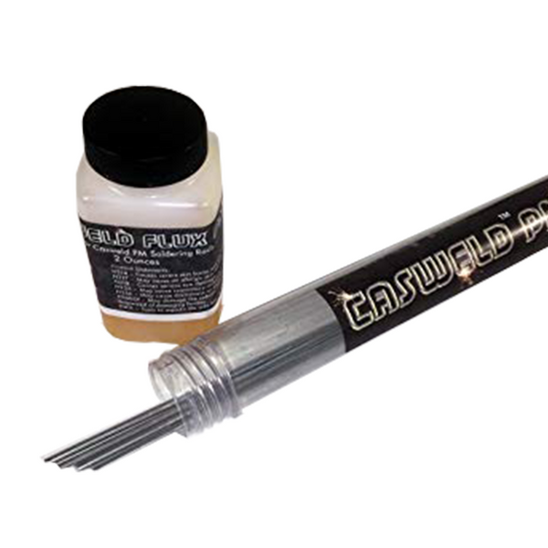 Casweld Pot Metal Soldering Rod Kit