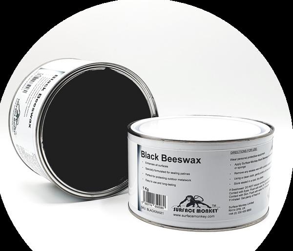 Black Beeswax