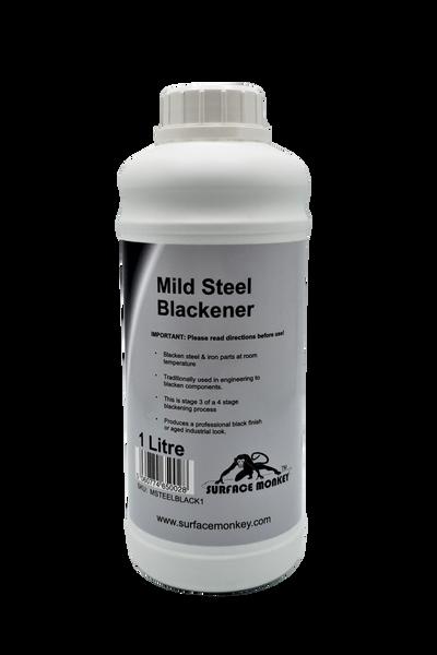 Mild Steel Blackener 1 litre