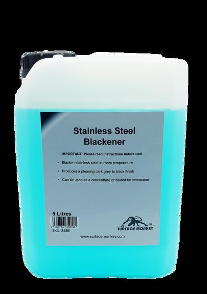 Stainless Steel Blackener 5 Litre