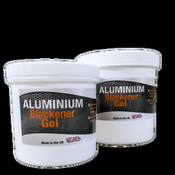 Aluminium Blackener Gel 500ML