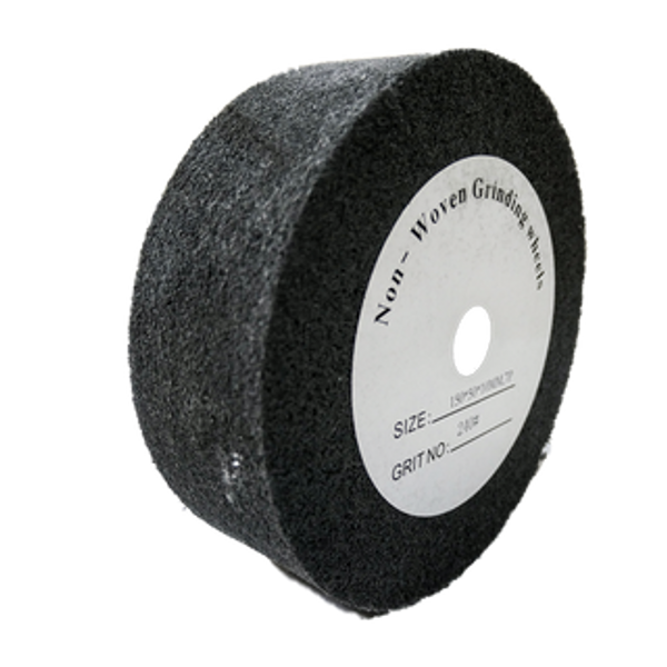 Non Woven Buffing Wheel 150x50X10 120 Grit