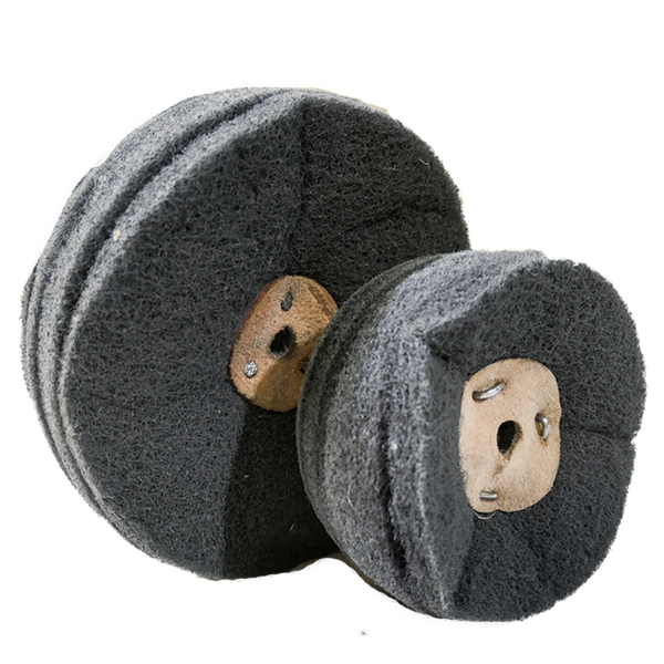 Non Woven Cloth Buffing Wheel 150x6Px10 800 Grit