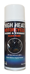 Motorcycle Engine & Exhaust Paints