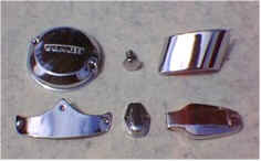 Decorative Chrome Plating Kit Caswell Europe