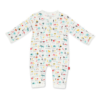 ABC Love Magnetic Coverall