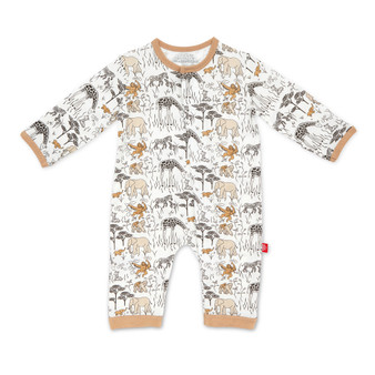 Great Migration Magnetic Coverall