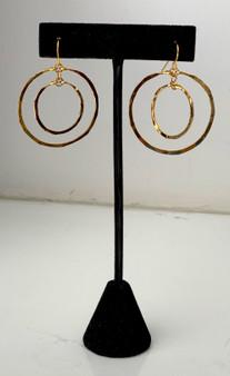 Golden Age Double Hoop Earrings
