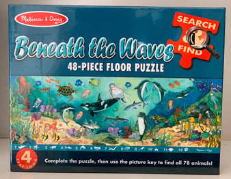 Beneath the Waves 48 Piece Puzzle