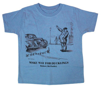 Make Way for Ducklings Tee