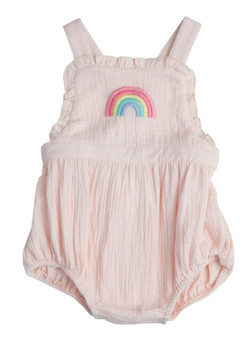 Rainbow Muslin Bubble