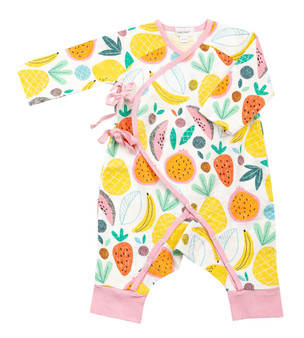 Tropical Fruit Coverall