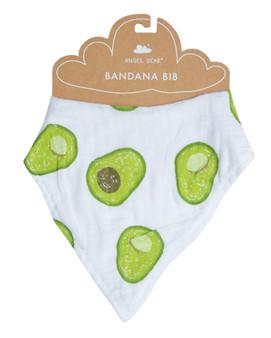 Avocado Bandana Bib
