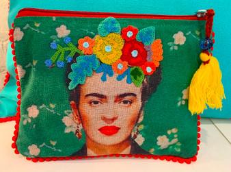 Frida Kahlo Pouch