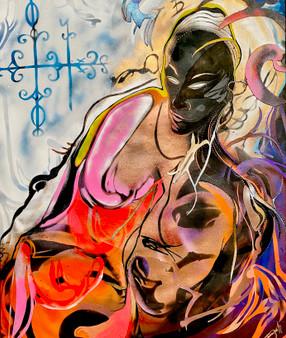 Solitude - by Artist Tamangoh Vancayseele