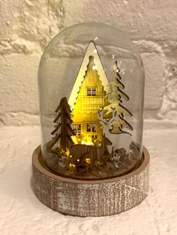Reindeer Dome Chalet