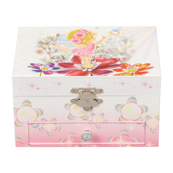 Ashley Musical Ballerina Jewelry Box