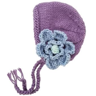 Lavender Posy Bonnet
